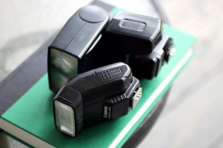 Canon Speedlite 270EX vs. 380EX